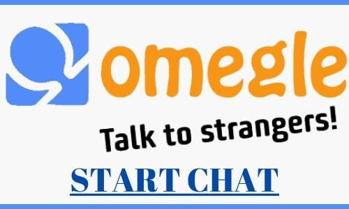 Omegle - Start Chat