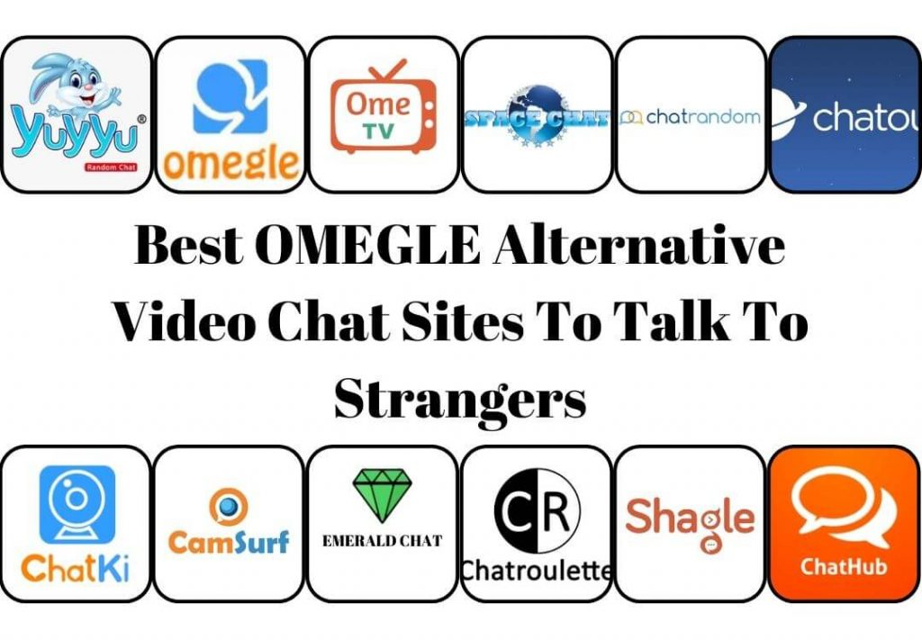 Best OMEGLE Alternative Video Chat Sites