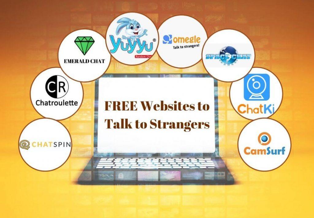 FREE Websites to Talk to Strangers