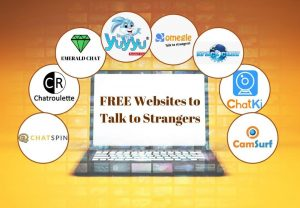 FREE Websites to Talk to Strangers
