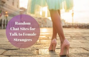 Talk to Female Strangers